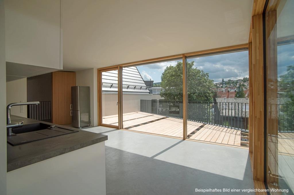 Moderne 2 Zimmer Wohnung In Zentrumslage In Pfullingen 5599 Aus